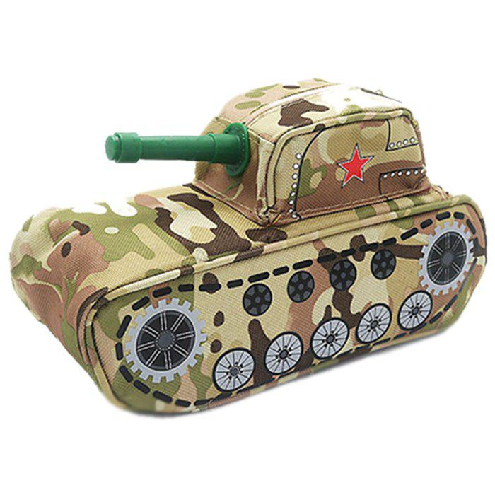 Affordable Creative New Military Tank Style Stationery Organizer for Student