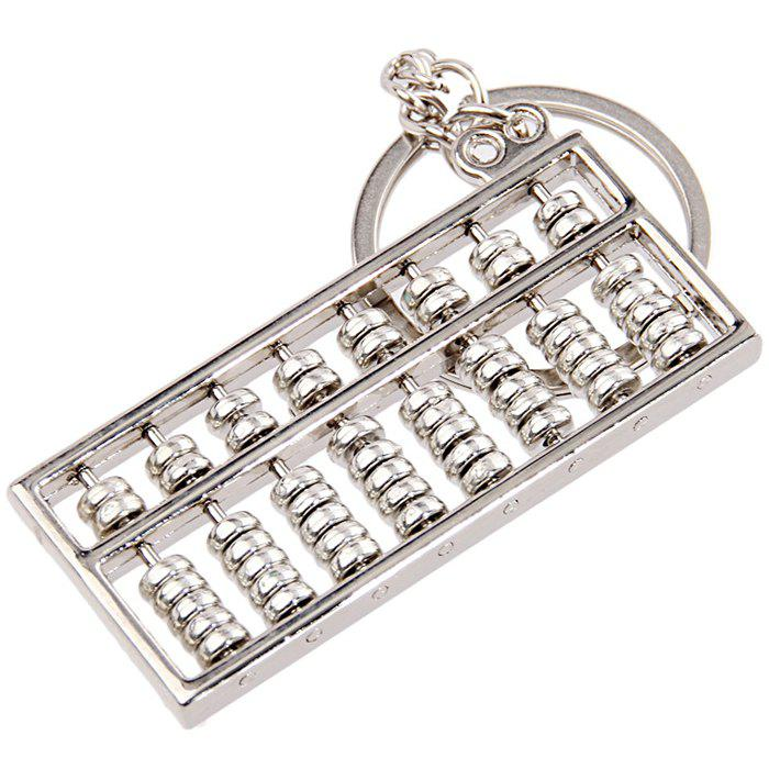 Shop Alloy Abacus Keychain for Decoration