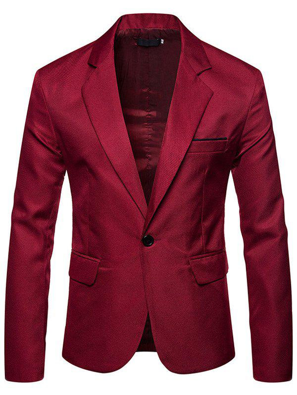 Online Men Suit Blazer Business Casual