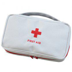 Large Medical Kit Storage Bag for Family Aid -