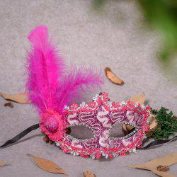 Creative Halloween Venice Lace Princess Dance Party Mask -