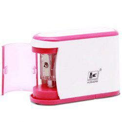 HS915 Plastic Electric Pencil Sharpener Stationery -