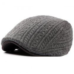 Fashionable New Style Knitting Hat for Warming -
