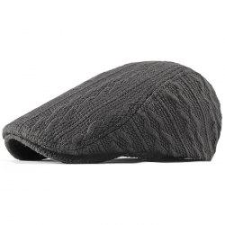 Exquisite Warm Beret for Old Man -