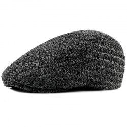 Exquisite Thickened Beret for Man -