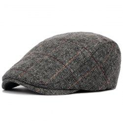 Classic Exquisite Beret for Warming -