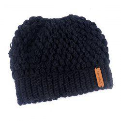Winter Knit Hat for Ladies -