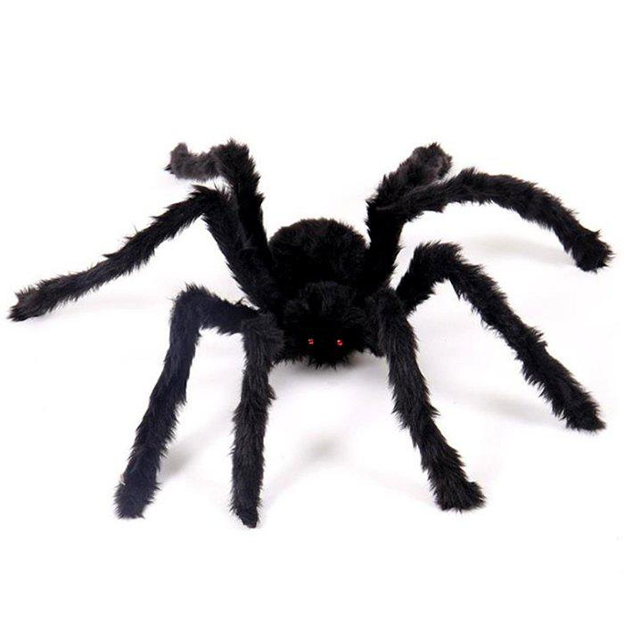 Shop Spoof Simulation Plush Spider Toy