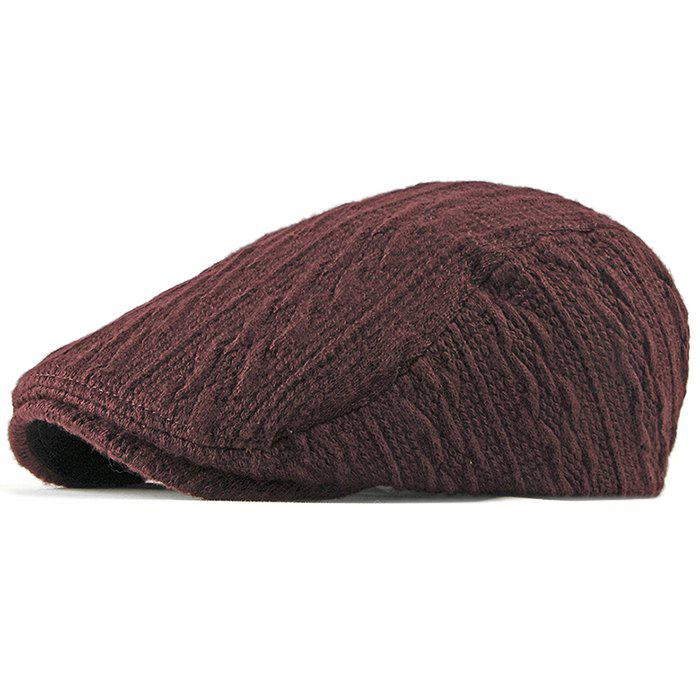 Discount Exquisite Warm Beret for Old Man