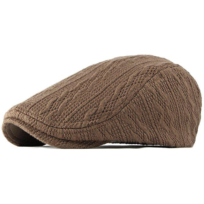 Outfit Exquisite Warm Beret for Old Man