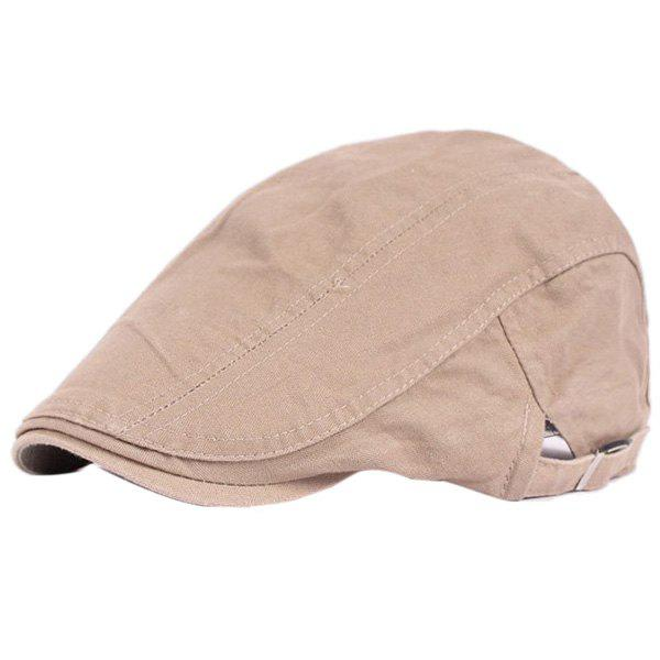 Shop Outdoor Casual Breathable Cotton Visor Forward Hat Beret