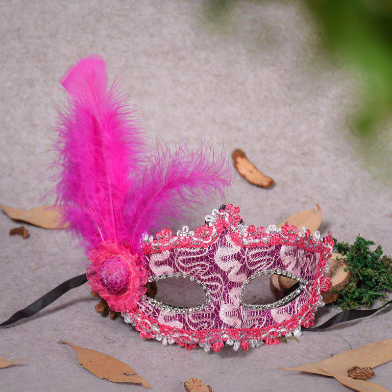 Outfits Creative Halloween Venice Lace Princess Dance Party Mask