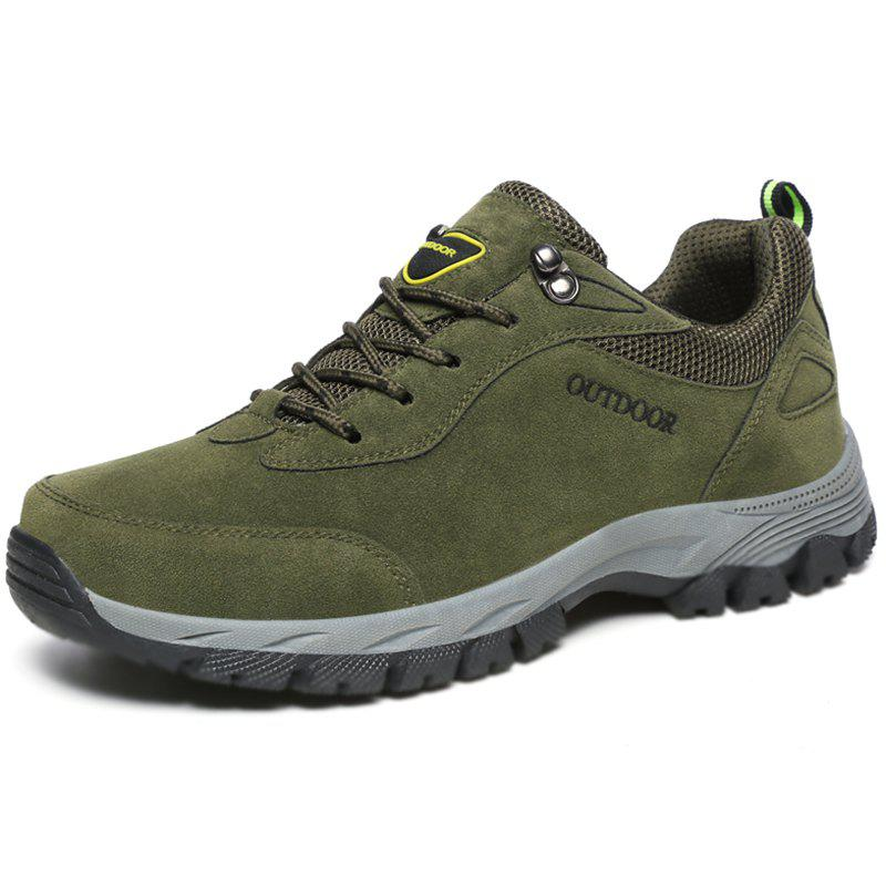 New Men Outdoor Non-slip Wear Hiking Shoes