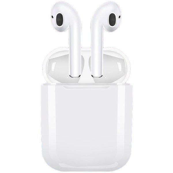 Shop i9s Pair of TWS Wireless Bluetooth Earphone Mini Earbuds with Charging Dock and Mic