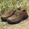 Men's Leather Casual Shoes Fashion Design Outdoor -