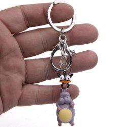 Creative Fly Mouse Doll Keychain Toy -