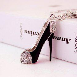 Creative Fashion High Heel Pendant Keychain 1pc -