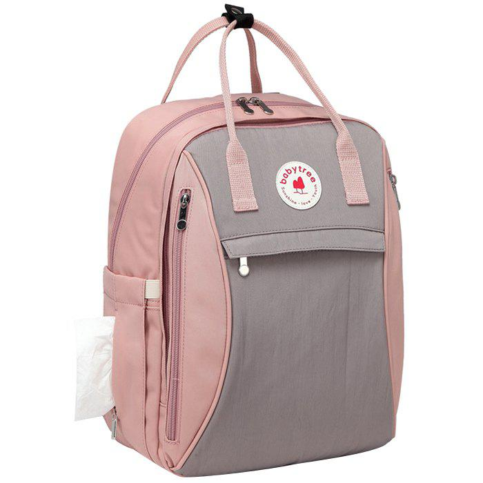 Trendy Multi-function Large Capacity Maternal And Child Bag