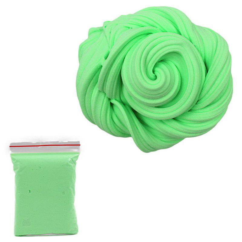 Trendy Fluffy Foam Slime Clay Ball Supplies DIY Light Soft Cotton Charms Toys for Kids