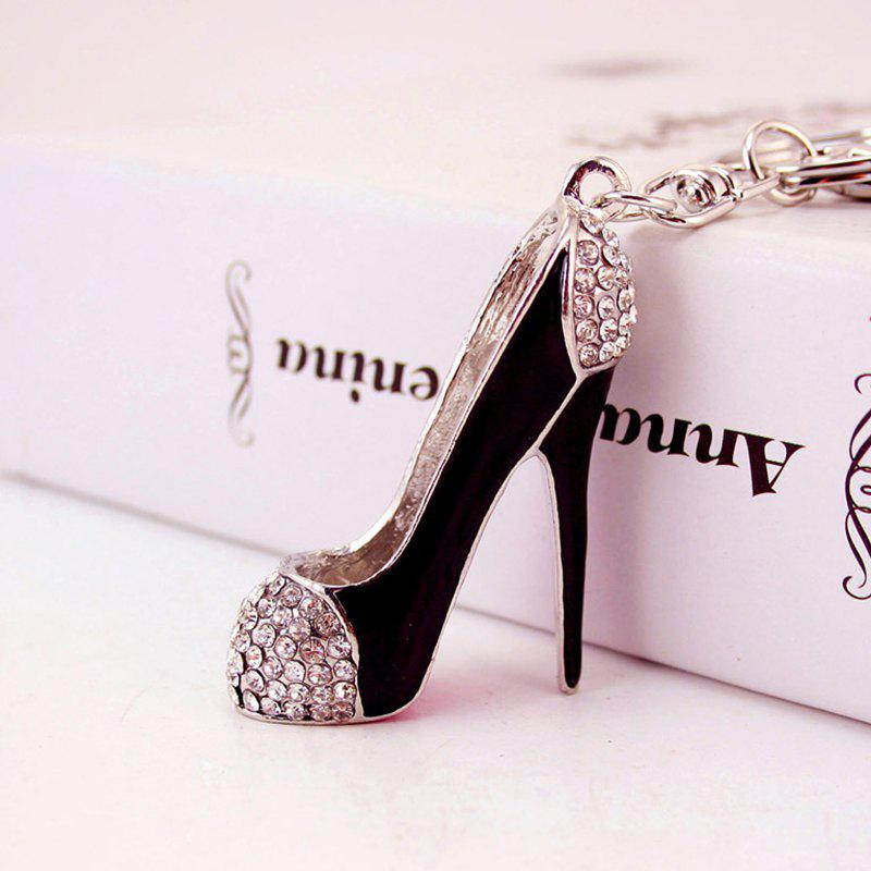 Chic Creative Fashion High Heel Pendant Keychain 1pc