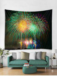 Christmas Celebrate Pattern Tapestry Art Decoration -