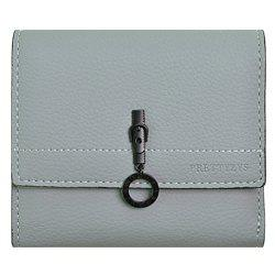 PT18 - 1021 Stylish PU Short Wallet for Women -