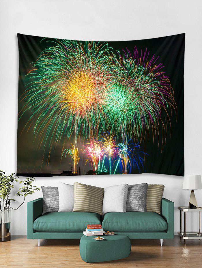 Chic Christmas Celebrate Pattern Tapestry Art Decoration