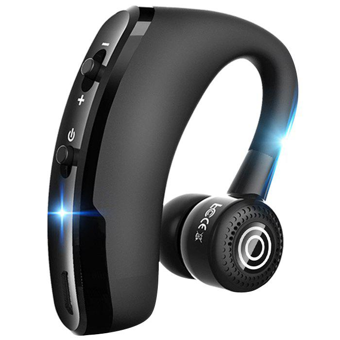 Sale V9 Bluetooth Headset Business Hanging Wireless Stereo Earphone 1pc