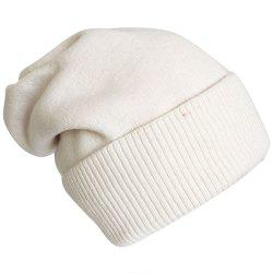 Men's Women's Knitted Hat Thick Pile Cap -