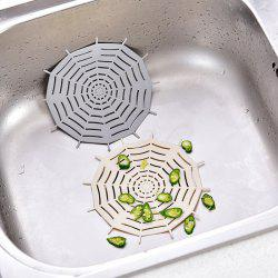 Spider-shaped Kitchen And Bathroom Drainage Filter Anti-clogging Floor Drain Cover -