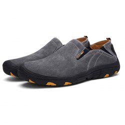 Men's Leather Casual Shoes Outdoor Fashion -