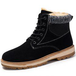 Men's Winter Warm Tooling Boots -