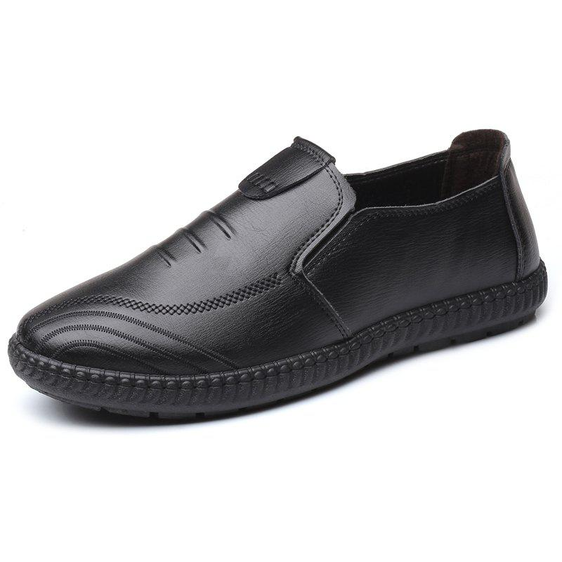 Fashion Men's Durable Comfort Leither Shoes