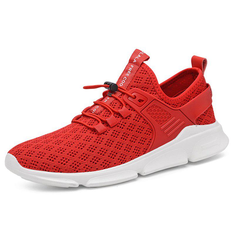 Online CENTURY COOL SITES 1812 Flying Weaving Mesh Breathable Sports Casual Shoes