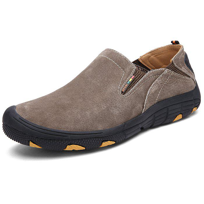 Sale Men's Leather Casual Shoes Outdoor Fashion