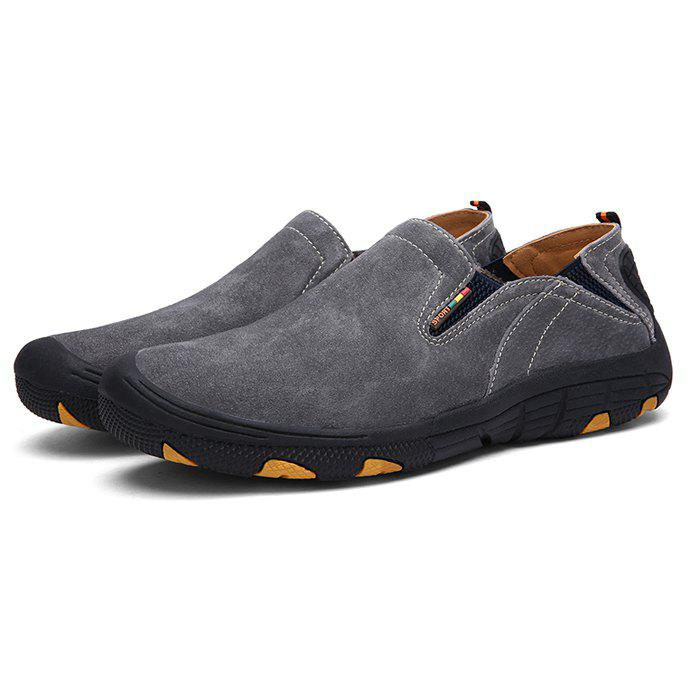 Discount Men's Leather Casual Shoes Outdoor Fashion
