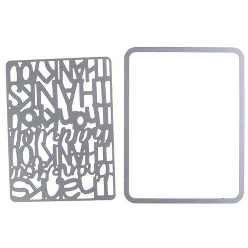 Fashion F1883 DIY Scrapbooking Cutting Die