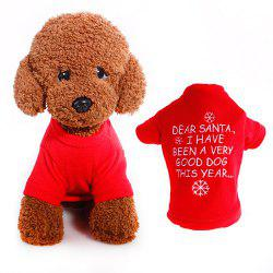 327 Christmas Style Pet Clothes Dog Sweater -