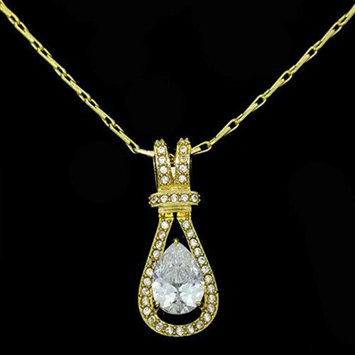 Hot K614 Fashion Korean Version Of The Female Gourd Necklace