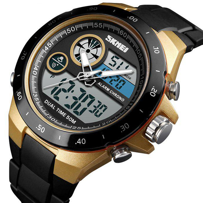 Cheap Skmei 1429 Male Outdoor Multi-function Dual Display Chronograph Stopwatch Electronic Watch