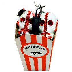 387 Halloween Simulation Spider Mouse Bar Haunted House Simulation Popcorn Foam Eyes Prop -