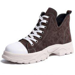 Women's Casual Skateboarding Shoes -