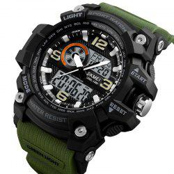 Skmei 1283 Men's Outdoor Waterproof Multi-function Electronic Watch -