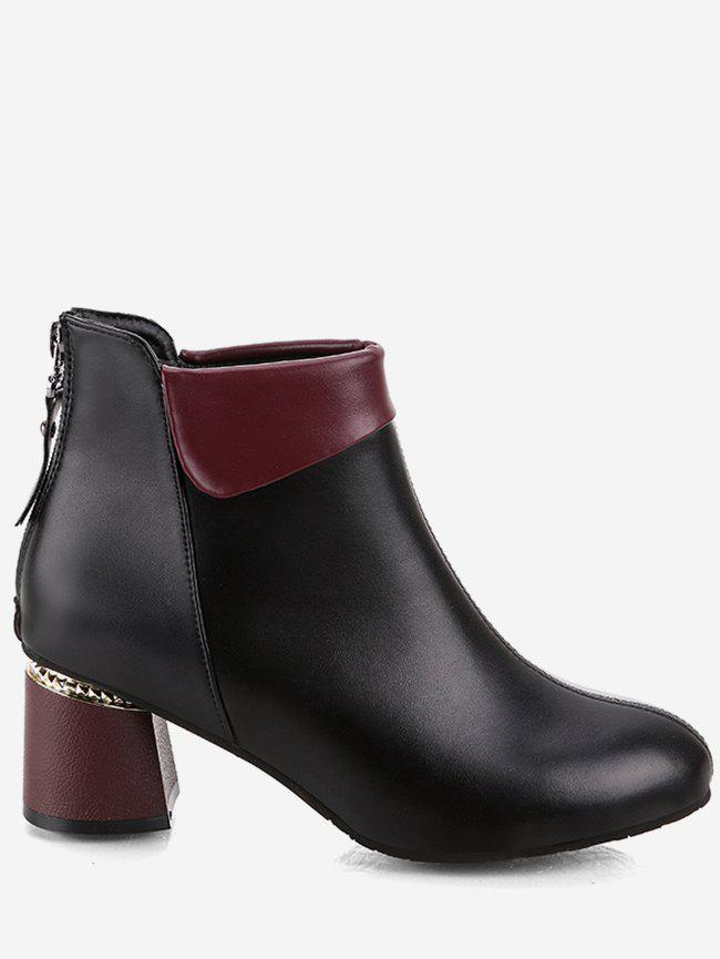New Casual Stretchy Sock Platform Boots