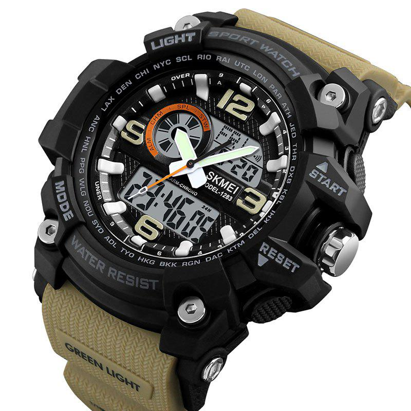 Outfits Skmei 1283 Men's Outdoor Waterproof Multi-function Electronic Watch