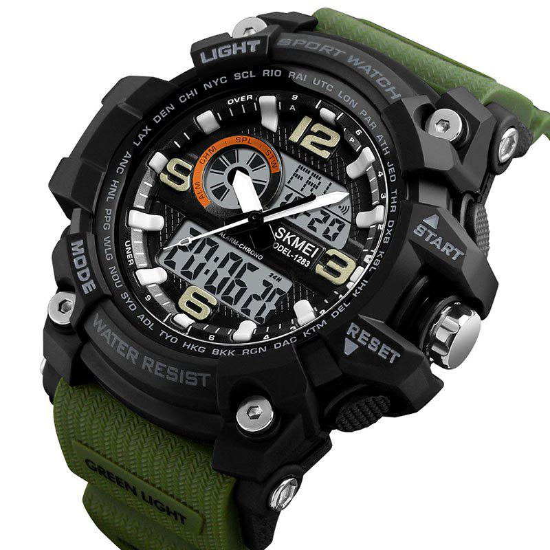 Discount Skmei 1283 Men's Outdoor Waterproof Multi-function Electronic Watch