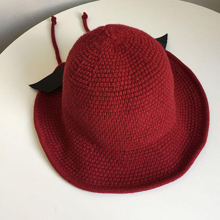 Latest Autumn and Winter Laced Fisherman Hat