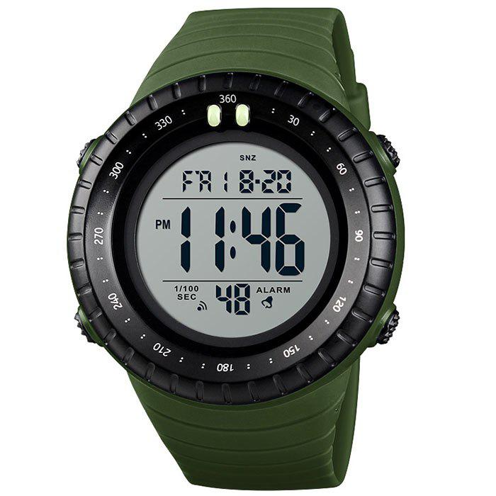 Fashion Skmei 1420 Male Double Display Multi-function Outdoor Sports Watch