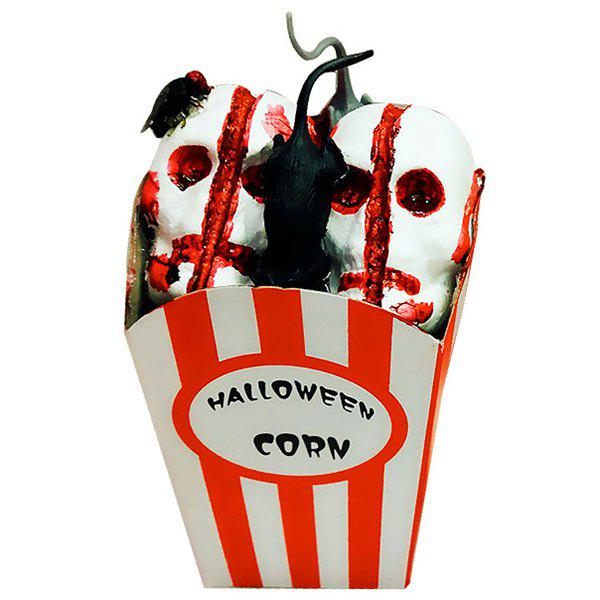 Fancy 387 Halloween Simulation Spider Mouse Bar Haunted House Simulation Popcorn Foam Eyes Prop