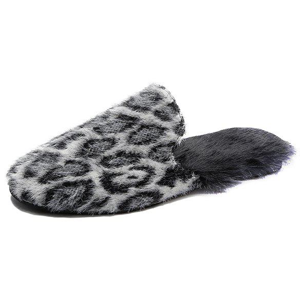 Trendy Fashion Winter All-matched Women Slipper